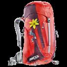 DEUTER ACT Trail 28 SL fire-aubergine 2015-16