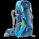 DEUTER Futura Pro 34 SL midnight-turquoise 2015-16
