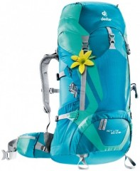 DEUTER ACT Lite 35 + 10 SL petrol-mint 2015-16 č.1