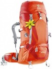 DEUTER ACT Lite 35 + 10 SL papaya-lava 2015-16
