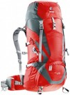 DEUTER ACT Lite 40 + 10 fire-granite 2015-16