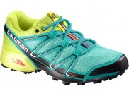 SALOMON SPEEDCROSS VARIO W green 2016
