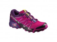 SALOMON SPEEDCROSS VARIO W purple 2016
