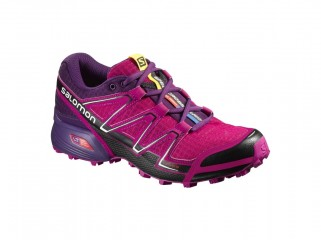 SALOMON SPEEDCROSS VARIO W purple 2016 č.1